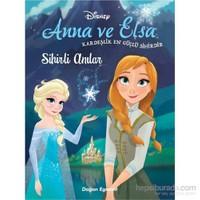 Karlar Ülkesi Anna Ve Elsa: Sihirli Anılar