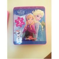Disney Karlar Ülkesi Mini Yapboz Kitabım-Kolektif
