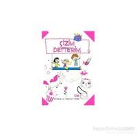 Çizim Defterim: Boyama Ve Faaliyet Kitabı (Pembe)-Kolektif