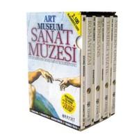 Art Museum - Sanat Müzesi 4 Kitap + 4 Cd