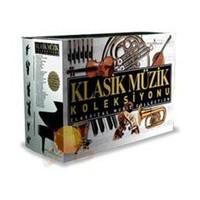 Klasik Müzik Koleksiyonu 30 Cd + 6 Kitap (özel Baskı)