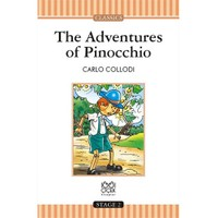 The Adventures Of Pinocchio Stage 2 Books-Carlo Collodi