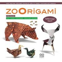 Zoorigami - (112 Farklı Desende Origami Kağıdı) - Didier Boursin