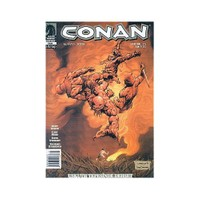 Conan Sayı: 16 Uskuth Tepesinde Dehşet
