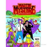 Martin Mystere Klasik Maceralar Dizisi Sayı: 35-Stefano Santarelli