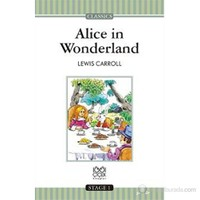 Alice İn Wonderland (Stage 1)-Lewis Carroll