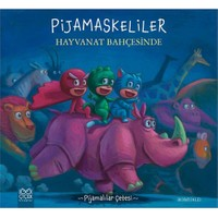 Pijamaskeliler Hayvanat Bahçesinde - Romuald