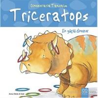 Triceratops - En Güçlü Dinazor - Joan Subirana