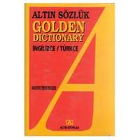 Altın Sözlük - İngilizce Türkçe