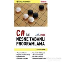 Yeni Başlayanlar İçin C# Ile Nesne Tabanli Programlama