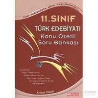 Esen 11. Sinif Türk Edebiyatı Konu Özetli Soru Bankası