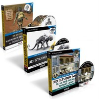 3D Studio Max Eğitim Seti