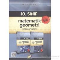 FDD 10. Sınıf Matematik Geometri Konu Anlatımlı Set