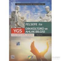 Fdd Ygs Felsefe İle Din Kültürü Ve Ahlak Bilgisi Konu Özetli Soru Bankası