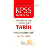 Kpss Konu Anlatımlı - Testli Ve Deneme Sınavlı Tarih