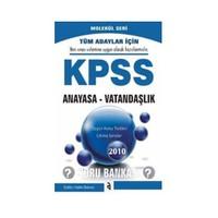 Asil Kpss Anayasa - Vatandaşlık Soru Bankası 2010 (Molekül Serisi)
