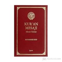 Kur'an Mesajı Meal Tefsiri Küçük Boy (Ciltli)