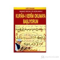 Kuran-I Kerim Okumaya Başlıyorum (Elifba-002/P10)