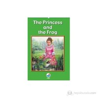 The Princess And The Frog (Reader C ) Cd'siz
