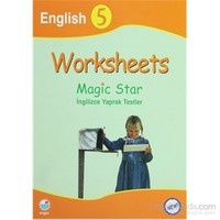 Worksheets Magic Star İngilizce Yaprak Testler English 5