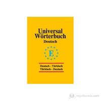 Universal Sözlük Almanca Türkçe - Türkçe Almanca-Kolektif