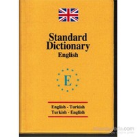 Standart Dictionary (English-Turkısh / Turkısh - Enlish )