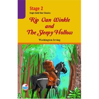 Rip Van Winkle And The Sleepy Hollow Cd'Li Stage 2-Washington Irving