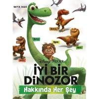 İyi Bir Dinozor: Hakkında Her Şey-Steve Bynghall