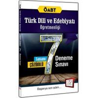 657 Yayınevi Öabt 2016 Türk Dili Ve Edebiyatı Öğretmenliği Tamamı Çözümlü 7 Deneme Sınavı-Kolektif