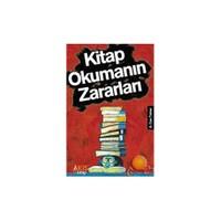 Kitap Okumanın Zararları-A. Can Türker