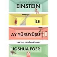Einstein ile Ay Yürüyüşü - Joshua Foer