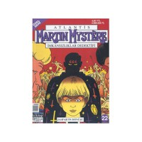 Atlantis (Özel Seri) Sayı: 22 Martin Mystere İmkansızlıklar Dedektifi Jaspar'ın Dönüşü