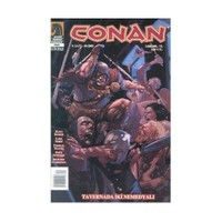Conan Sayı: 9 Tavernada İki Nemedyalı