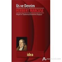 Us ve Devrim (Hegel ve Toplumbilimin Doğuşu)