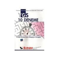 Sınav YGS 10 Deneme
