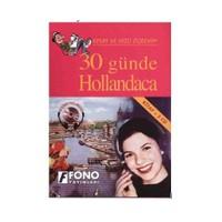30 Günde Hollandaca (1 Kitap + 3CD)