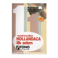 Fono Hollandaca İlk Adım 1 (Cd'li)