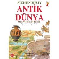 Antik Dünya - Mısır, Roma, Yunan - Andrew Solway