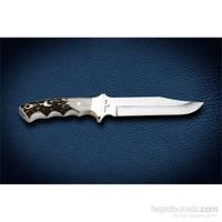 Bora M 301 Tiger Geyik Boynuzu Saplı Bıçak