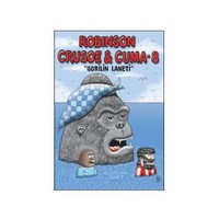 Robinson Crusoe & Cuma - 8 / Gorilin Laneti