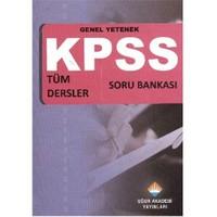 Uğur KPSS Genel Yetenek Tüm Dersler Soru Bankası