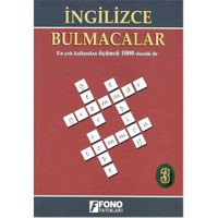 İngilizce Bulmacalar 3. Kitap (En Çok Kullanılan İkinci 1000 Sözcük İle)