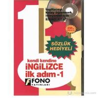 İngilizce İlk Adım 1 (CD'li) (Sözlük Hediyeli)