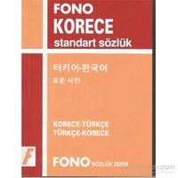Korece/Türkçe-Türkçe/Korece Standart Sözlük