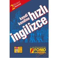 Fono Kendi Kendine Hızlı İngilizce 2.Basamak (2 Kitap + 2 Cd) - Bahire Şerif