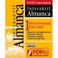 FONO İNTERAKTİF ALMANCA 1. BASAMAK (2+1 CD)