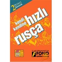 FONO HIZLI RUSÇA 2. BASAMAK (2 KİTAP + 3 CD)