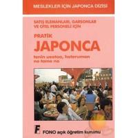 Fono Satış Elemanı Ve Garsonlar İçin Japonca