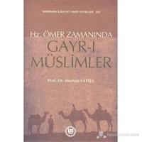 Hz. Ömer Zamanında Gayrı Müslimler-Mustafa Fayda