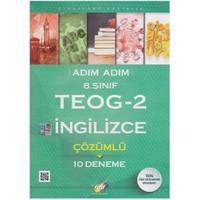 Fdd 8. Sınıf Adım Adım Teog 2 İngilizce Çözümlü 10 Deneme-Kolektif